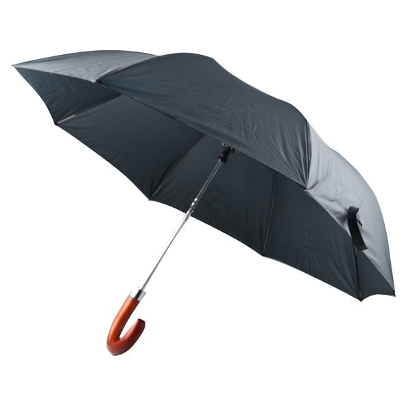 Rival Street Umbrella Black