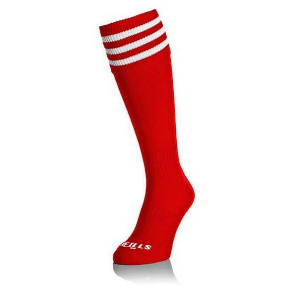 O'Neills Sock Red/White Bars