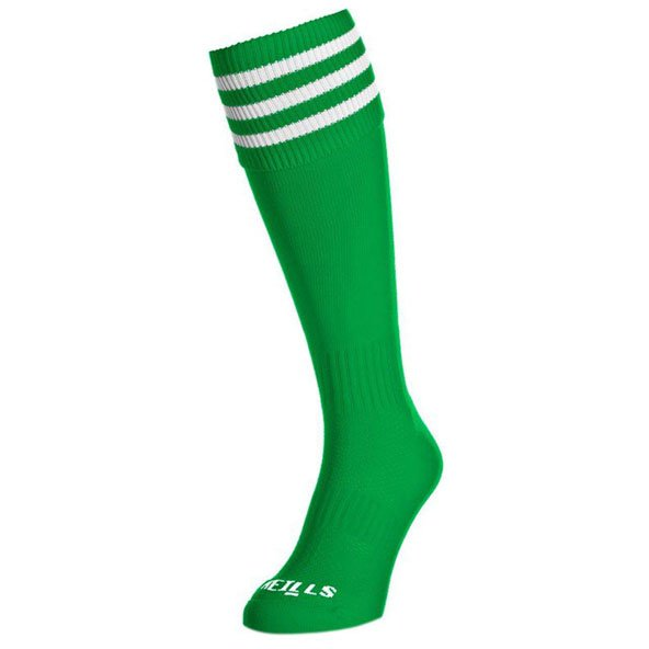 O'Neills Kids Sock Green/White Bar
