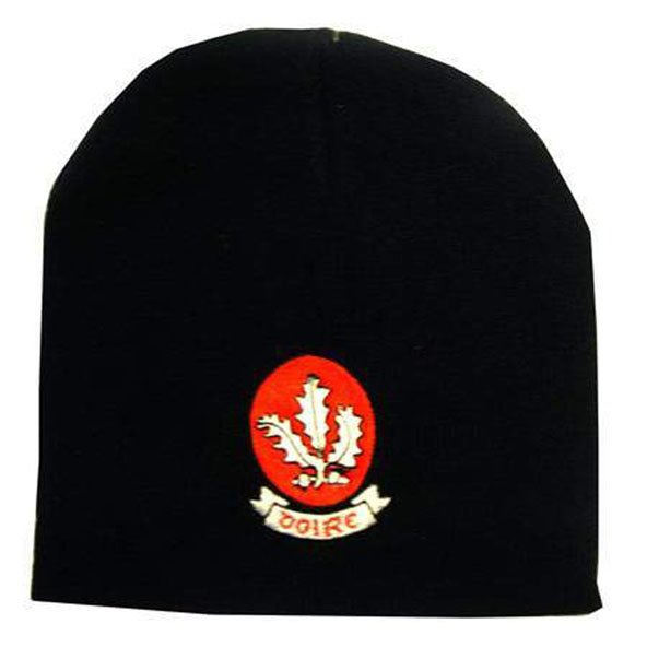 Derry GAA Official Beanie Hat Navy