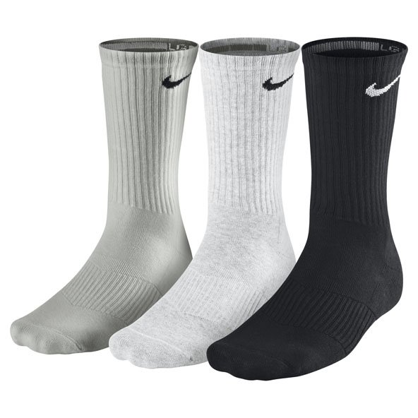Nike Cushion Crew Sock 3Pack Multi