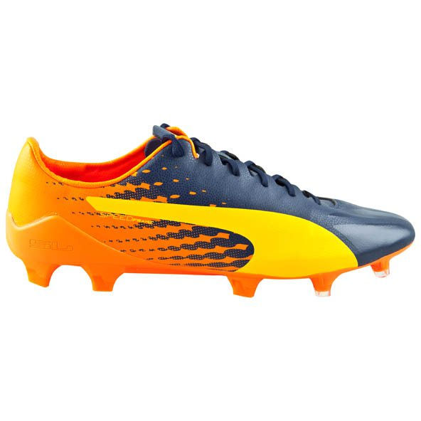 Puma evoSPEED 17 SL S FG Football Boot, Yellow