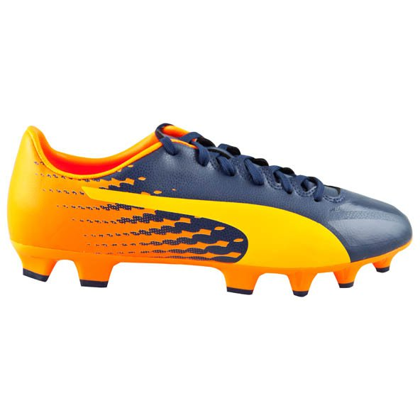 Puma evoSPEED 17.4 FG Football Boot, Yellow