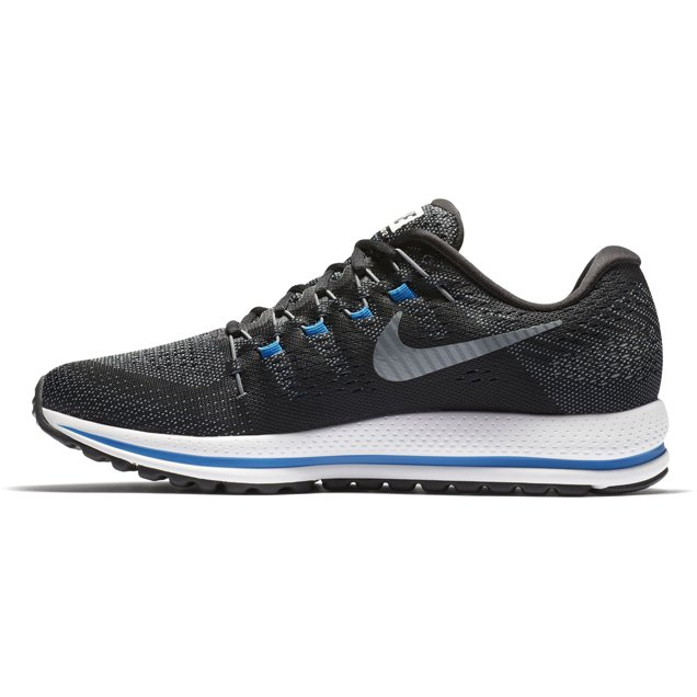 Nike Air Zoom Vomero 12 Men's Running Shoe, Black
