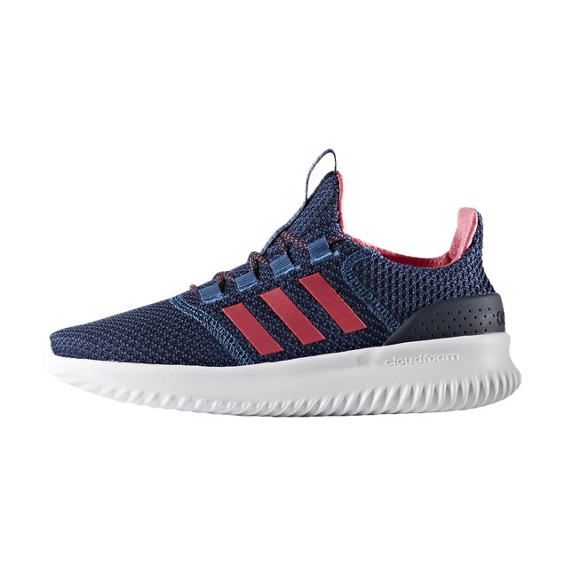 adidas girls trainers cloudfoam