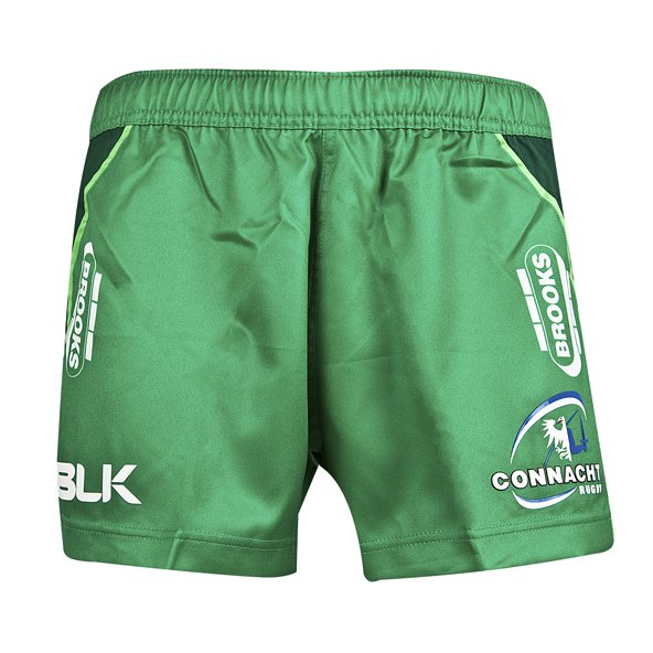 BLK Connacht 17 Home Short Green