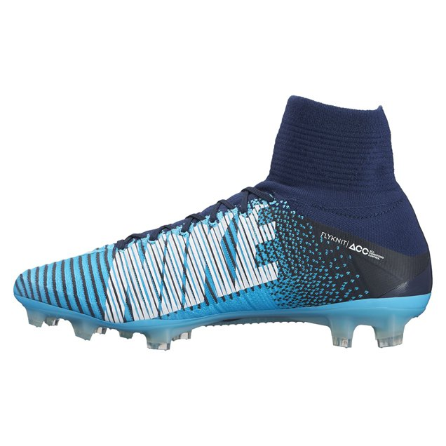 Nike Mercurial Superfly V FG Football Boot Obsidian