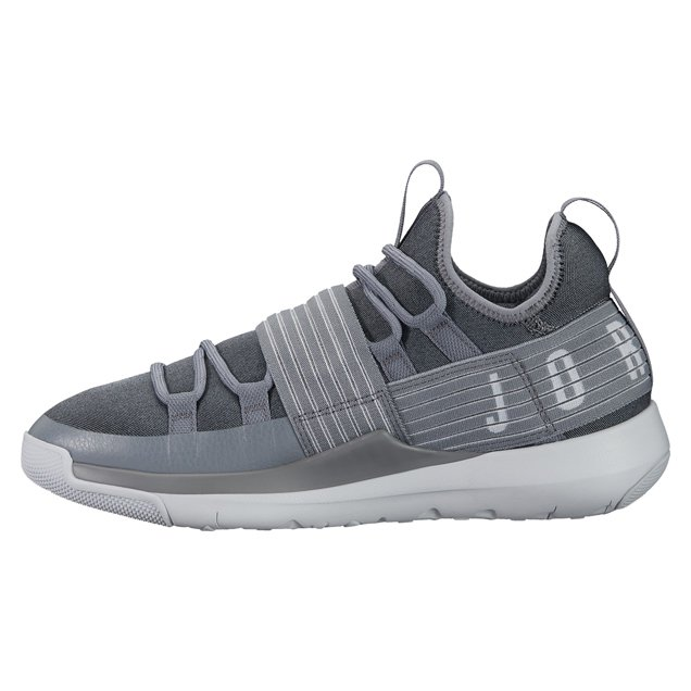 Nike Jordan Trainer Men's Basketball Shoe, Grey