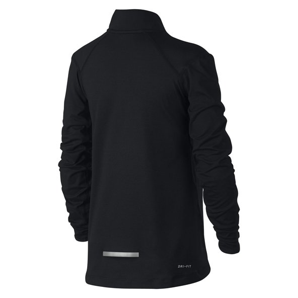 Nike Dry Element ½ Zip Boys' Top, Black