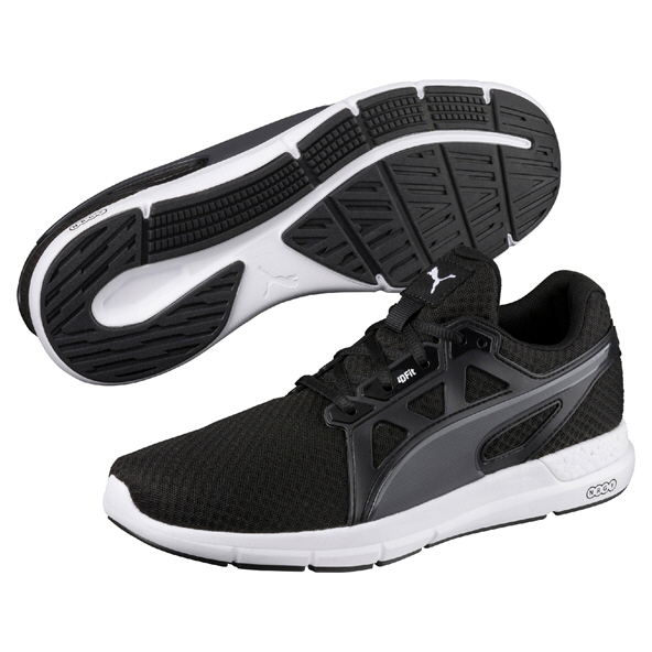 Puma Nrgy Dynamo Mens Run Black/Wht