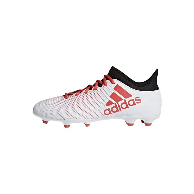 more photos fcbae 51a17 adidas X 17.3 FG Football Boot, White | Adult Firm Ground ...