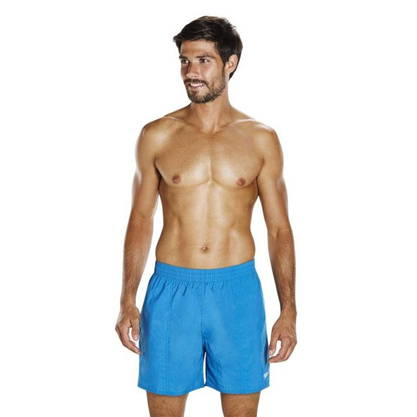 Speedo Solid Leisure Men's Swin Short, Blue