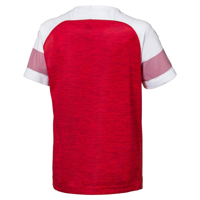 b24696cc1 Puma Arsenal 2018/19 Kids' Home Jersey, Red | Elverys Site