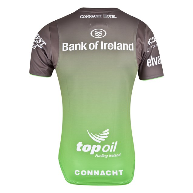 BLK Connacht 2018 Training Jersey, Grey