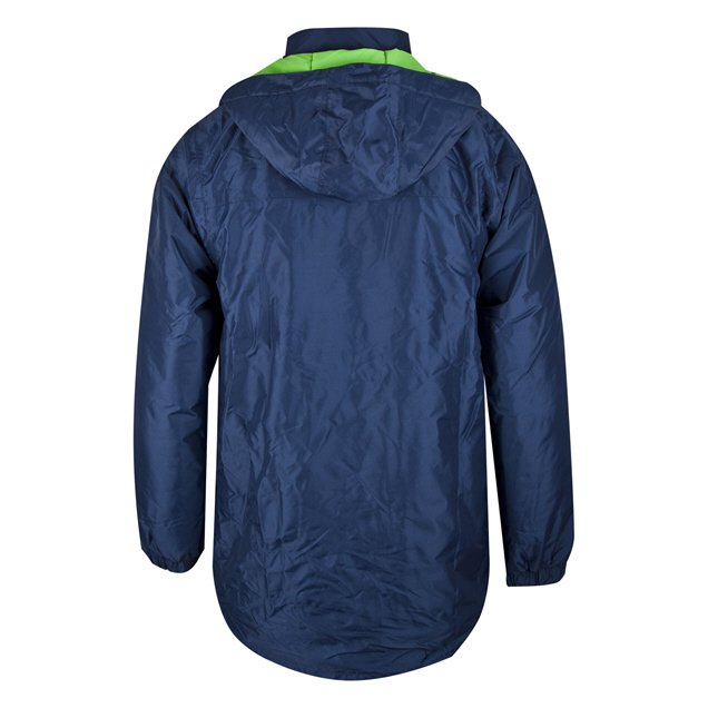 BLK Connacht 18 Coaches Jacket Navy