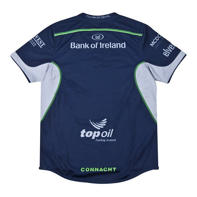 BLK Connacht 2018 Kids  Alternative Jersey 38c54bc73
