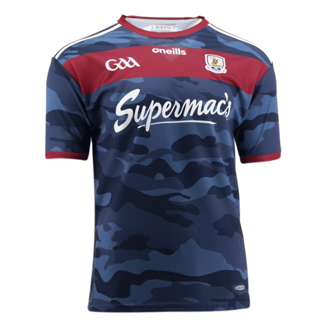 O'Neills Galway 2018 Alternative Jersey, Navy