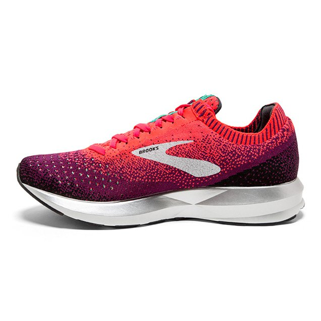 Brooks Levitate 2 Wmns Fw Pink/Aqua