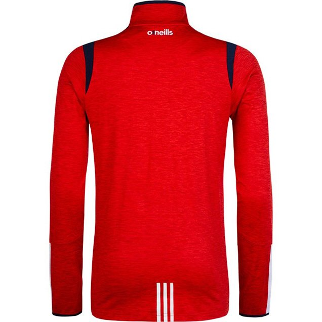 O'Neills Cork Solar Brushed Mens HZ Red