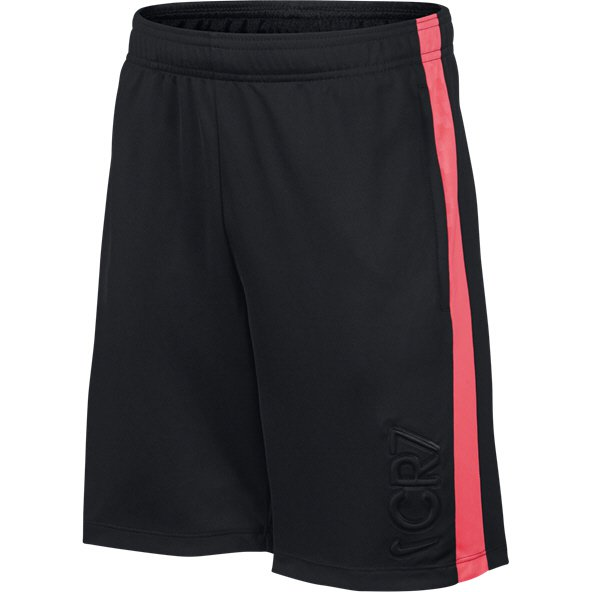 Nike CR7 Dry Football Boys' Short, Black