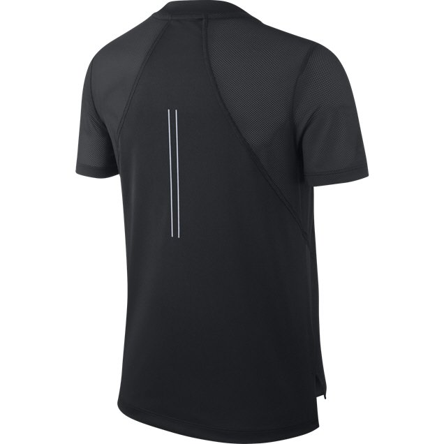 Nike Flash Miller Women's Running T-Shirt, Black