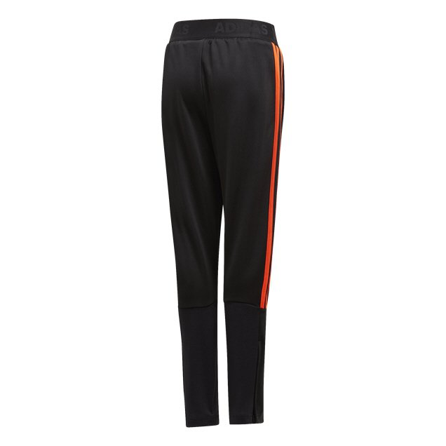 adidas Tiro Boys' 3 Stripe Pant, Black