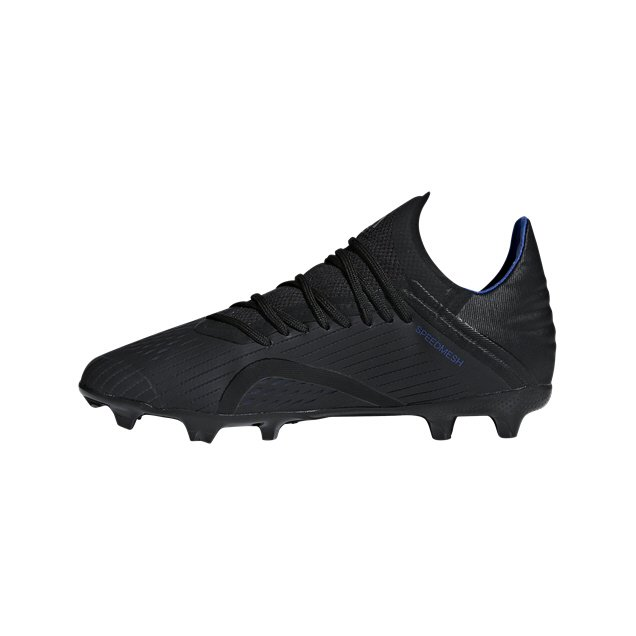 adidas X 18.1 FG Kids' Football Boot, Black