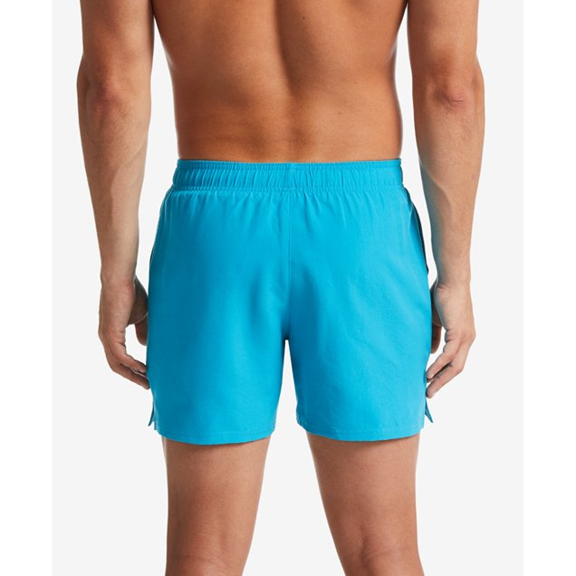 "Nike 5"" Volley Solid Lap Men Shorts Blue"