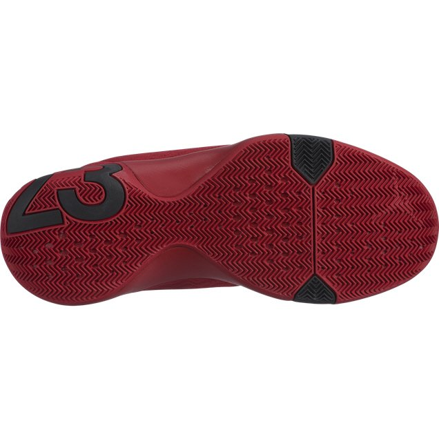 brand new 8372f 56884 Nike Jordan Ultra Fly 3 Low Basketball Shoe, Red | Elverys Site