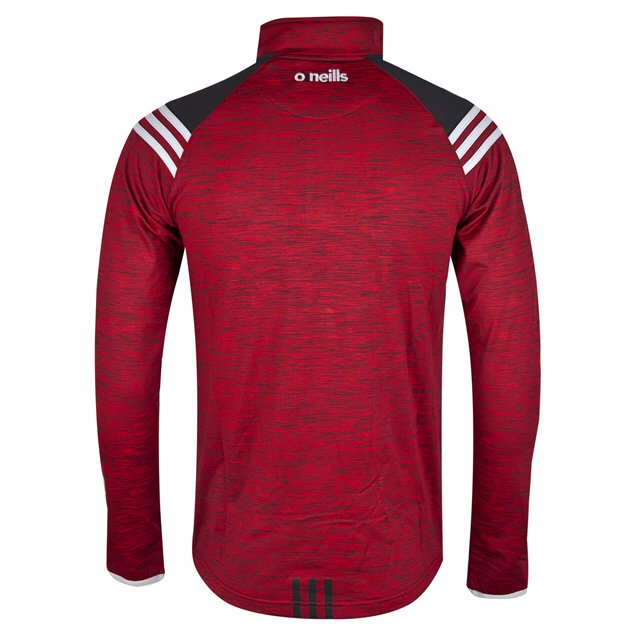 O'Neills Louth Colorado ½ Zip Brushed Top, Red
