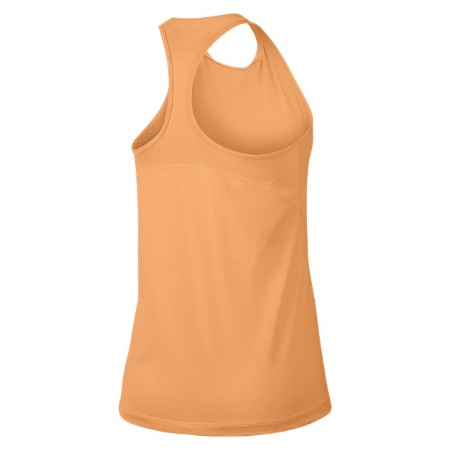 Nike Pro All Over Mesh Women's Tank, Orange