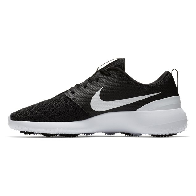 Nike Roshe Golf Mens Shoe Black/White