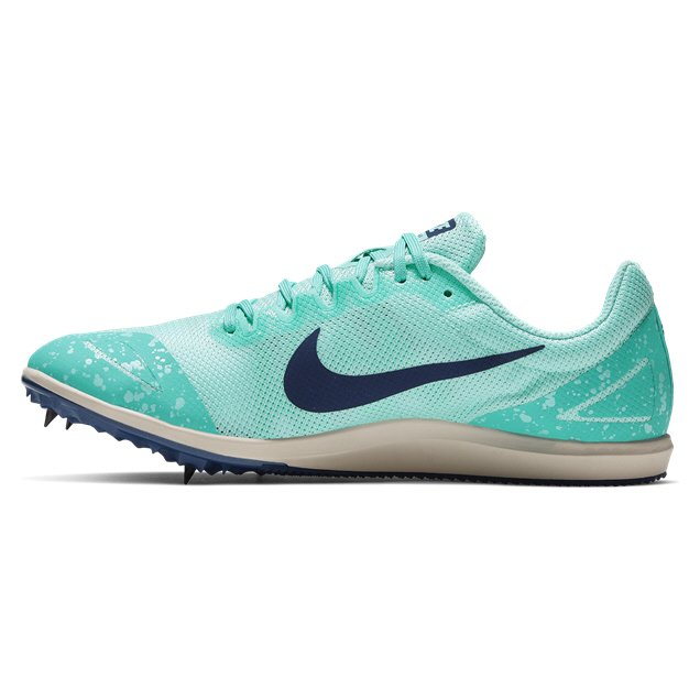 Nike Zoom Rival D 10 Women's Running Spikes, Green