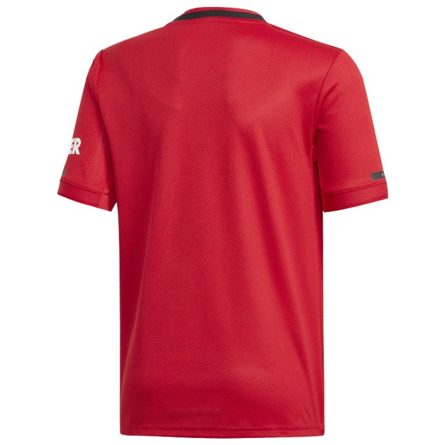 adidas Man United 2019/20 Kids' Home Jersey, Red