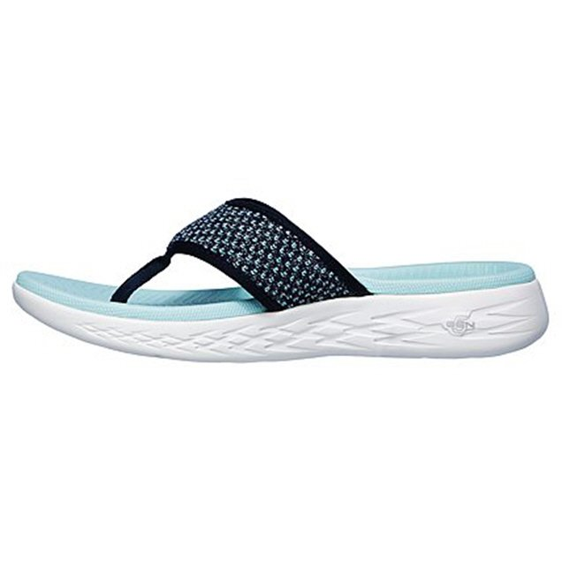 Skechers On-The-Go 600 Women's Sandal, Navy