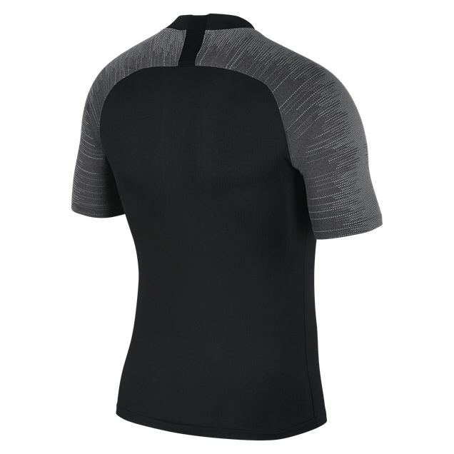 Nike Breathe Strike Football T-Shirt, Black