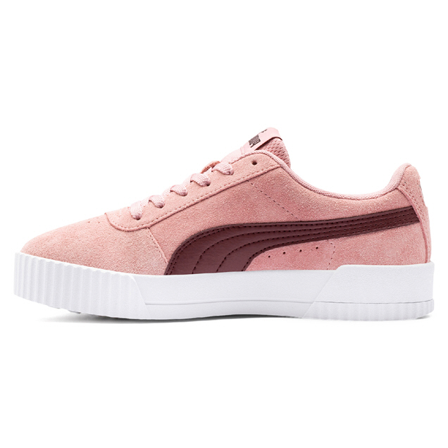 Puma Carina Women's Trainer, Peach