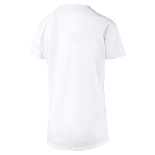 Puma Cat Women's T-Shirt White