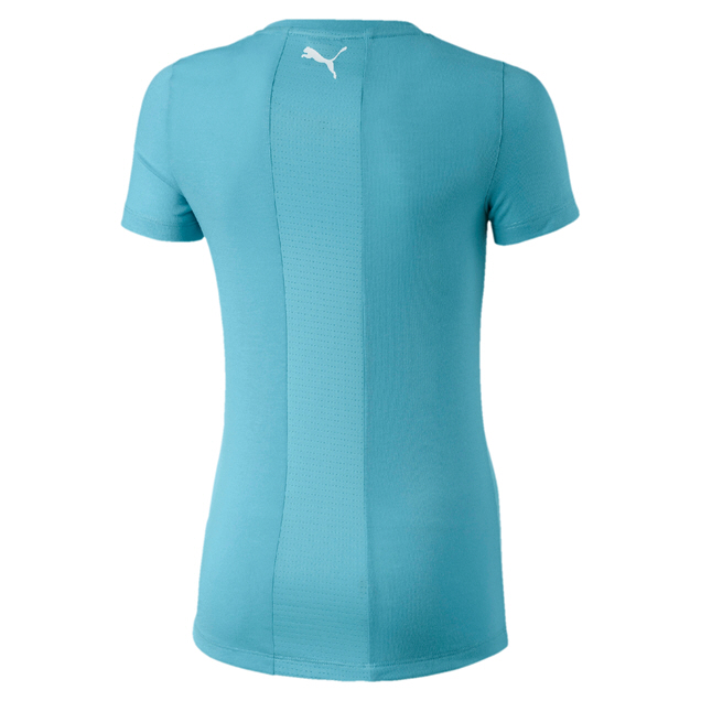 Puma Active Sports Girls Tee Blue