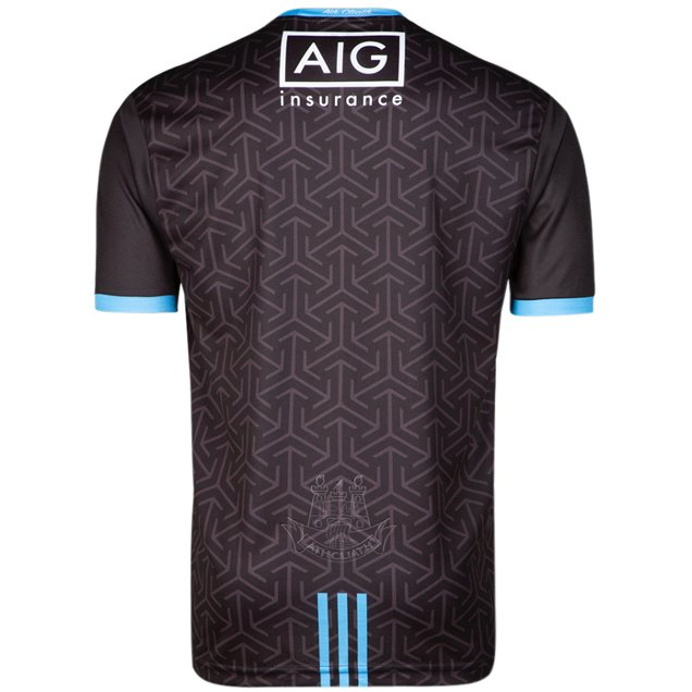 O'Neills Dublin 2019 Alternate Jersey, Black