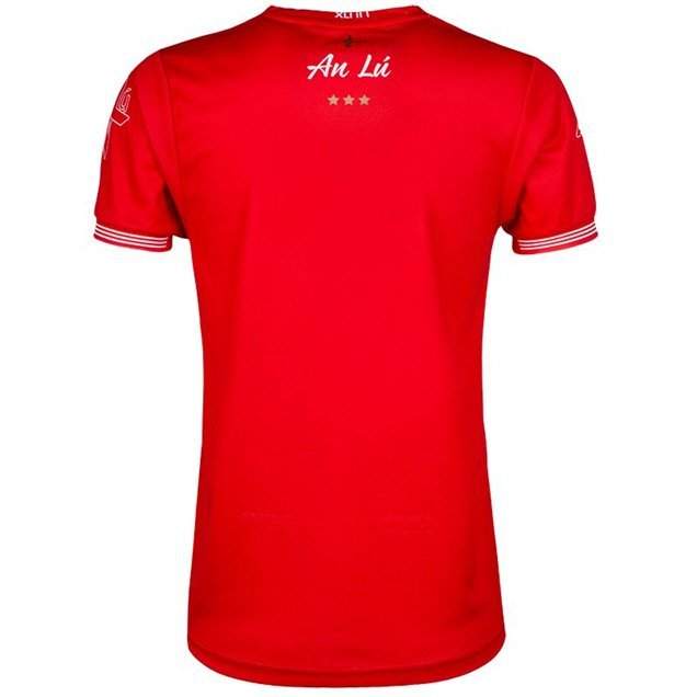 O'Neills Louth 2019 Home Women's Jersey, Red