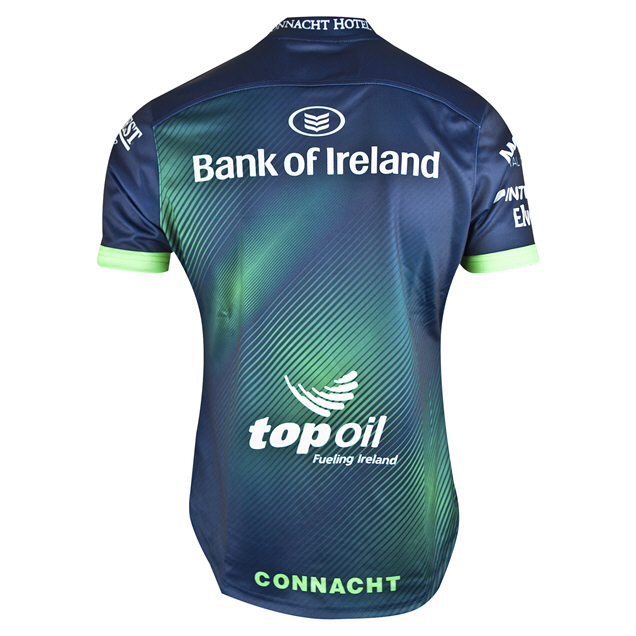 BLK Connacht 2019 Euro Jersey, Navy