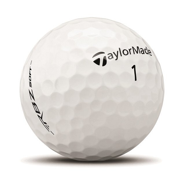 TaylorMade RBZ Soft Golf Ball - 12 Pack, White
