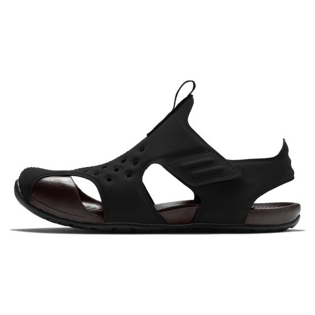 Nike Sunray Protect Junior Boys' Sandal, Black