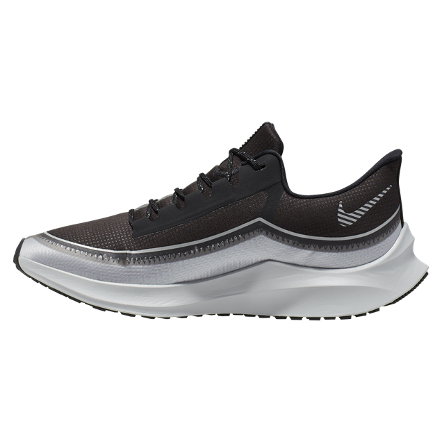 Nike Zoom Winflo 6 Shield Women's Running Shoe, Black