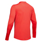 Under Armour® Cold Gear Rush Men's Mock, Red