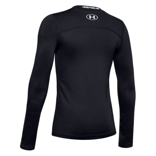 Under Armour® Cold Gear Kids' Top, Black