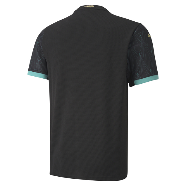 Puma Austria Away 20 Jersey Black