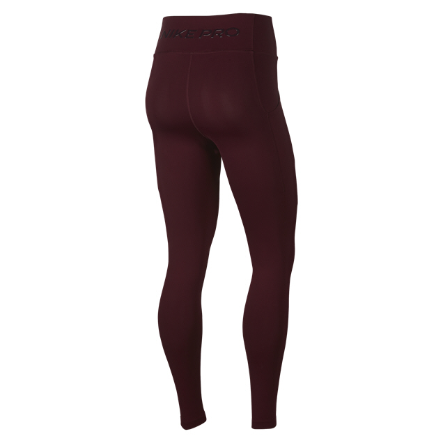 Nike Pro Luxe Women's Tight Red