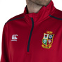 Canterbury Lions Thermoreg QZ Red